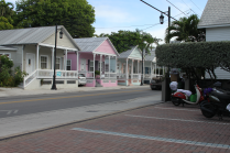Key West painted ladies